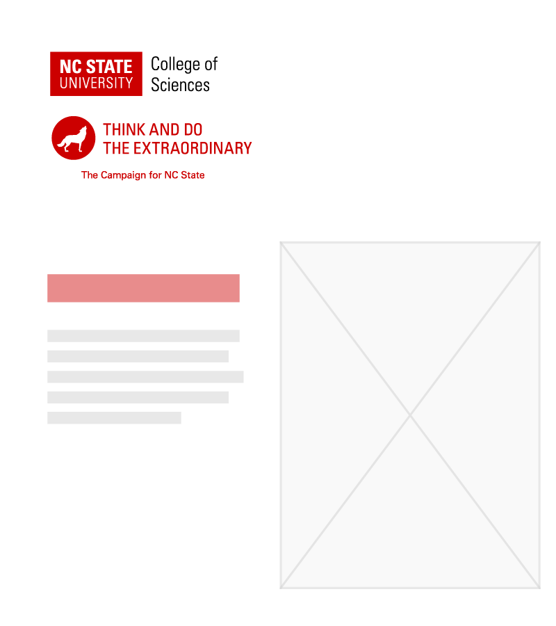 campaign toolkit :: nc state brand, Presentation templates