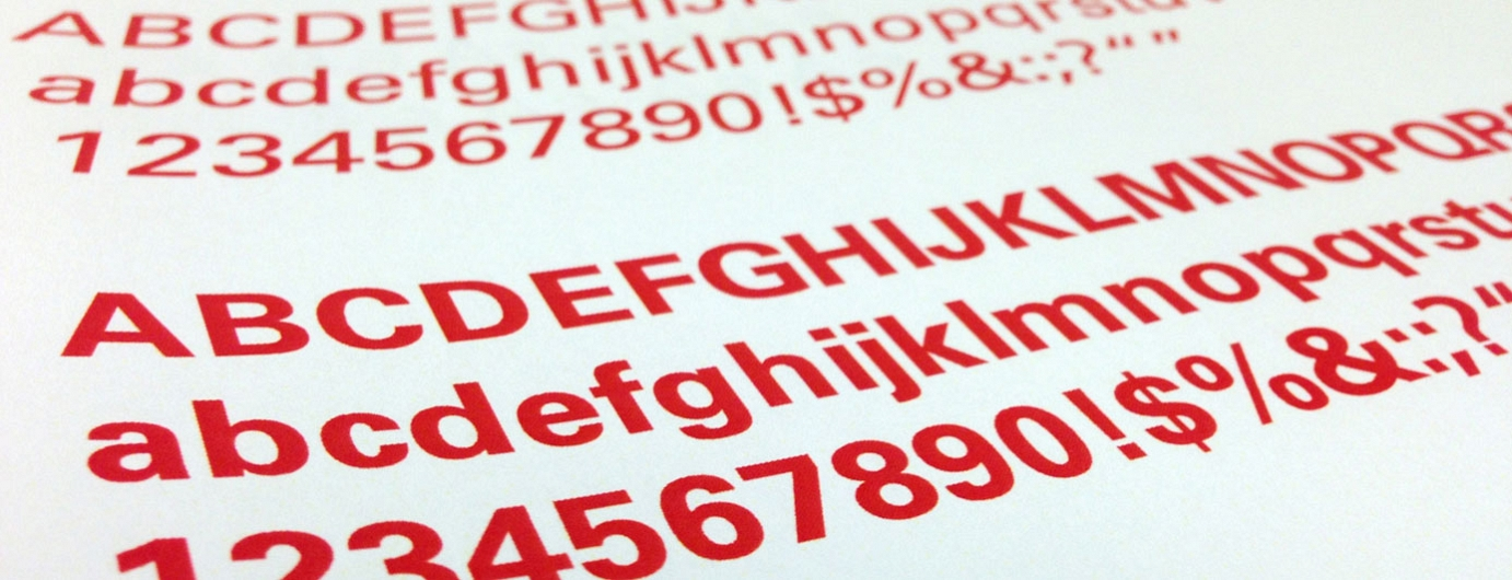 Typography :: NC State Brand